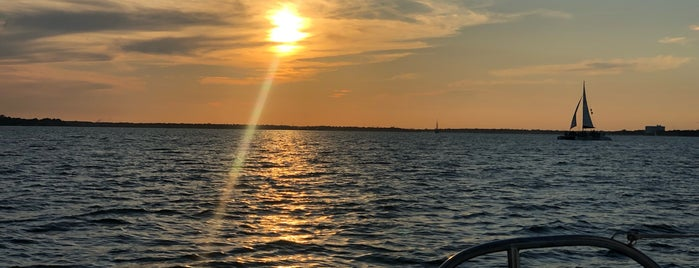 OM Sailing Charters LLC is one of Charleston.
