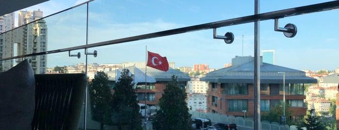 Kalyan Lounge is one of Istanbul Shisha.