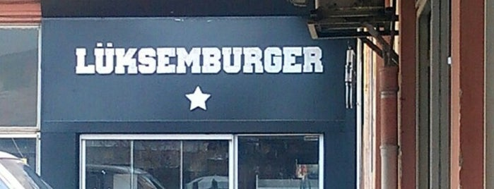 Lüksemburger is one of Locais salvos de Kerimm.