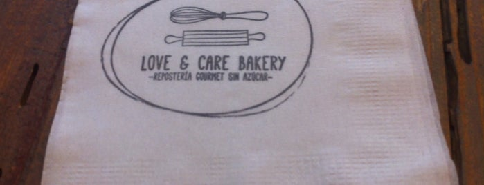Love & Care Bakery is one of Dhyan 님이 좋아한 장소.