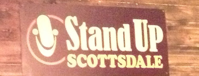 Stand Up Scottsdale is one of Phoenix.