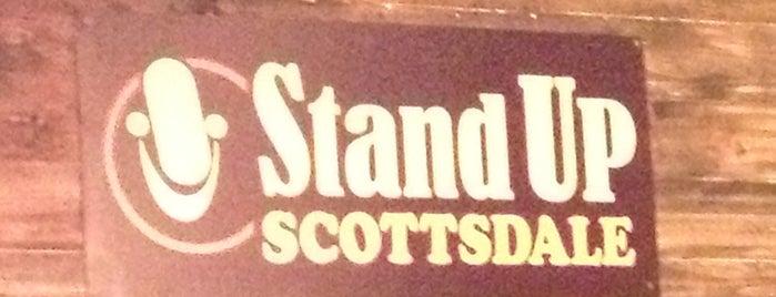 Stand Up Scottsdale is one of Gespeicherte Orte von Phil.