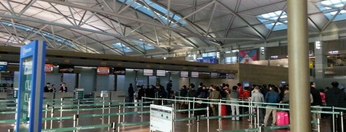 Aeroporto Internacional de Incheon (ICN) is one of Airports (around the world).