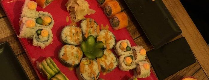 Sushi Manga is one of Muratさんのお気に入りスポット.