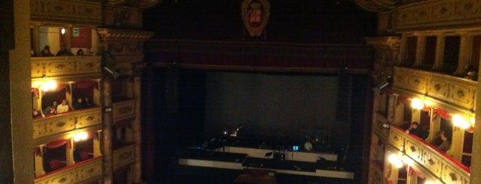 Teatro Sociale di Mantova is one of Mantova.