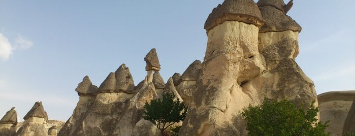 Peri Bacaları is one of Nevsehir.