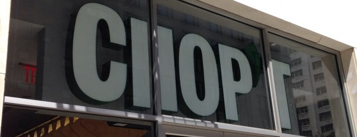 CHOPT is one of New York Foodie.