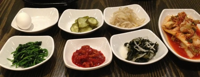 북창동순두부 is one of Great Food in Midtown NYC.