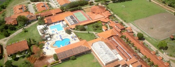 Hotel Fazenda Hípica Atibaia is one of Lugares favoritos de Rodrigo.