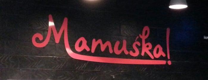 Mamuśka! is one of London: restaurants, bars, cafes.
