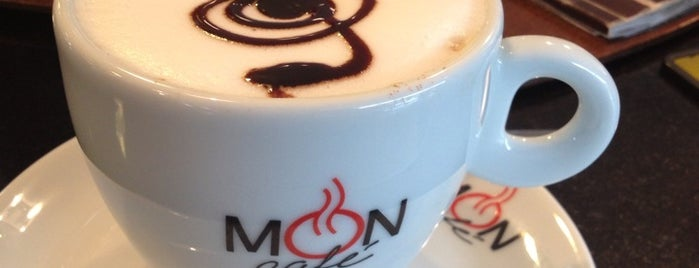 MON Café is one of Curitiba.