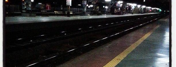 Bhandup Railway Station is one of Central Line (Mumbai Suburban Railway).