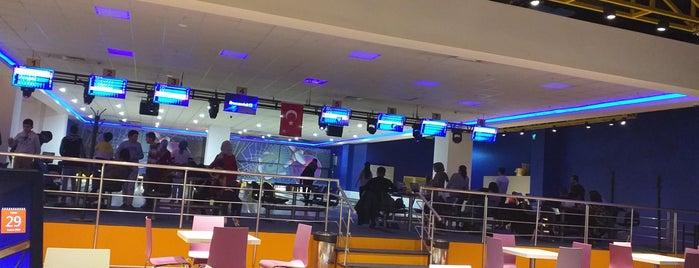 Park Afyon Bowling is one of Tempat yang Disukai Arzu.