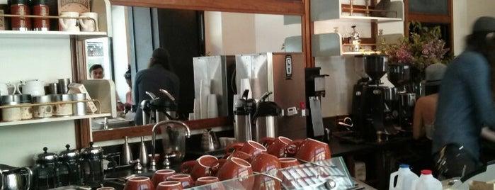 Stumptown Coffee Roasters is one of Juha's Top 200 Coffee Places.