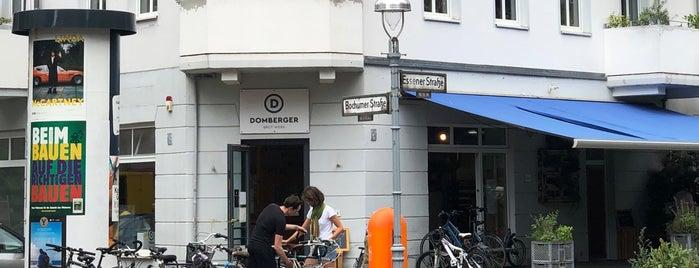Domberger Brot-Werk is one of Berlino.