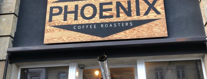 Phoenix Coffee Roasters is one of To drink in CNW Europe.