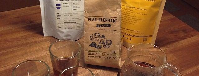Hermetic Coffee Roasters is one of #ThirdWaveWichteln Coffee Places.