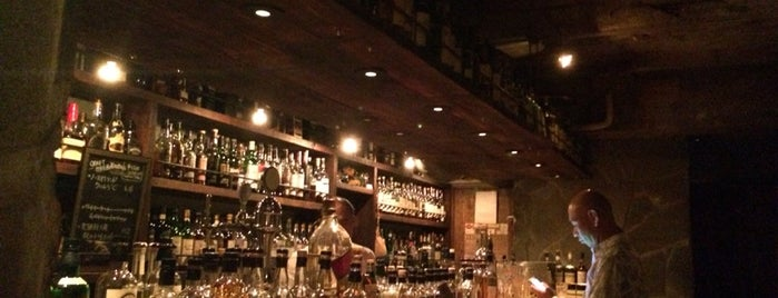 THE MASH TUN TOKYO is one of Cool Tokyo Bars.
