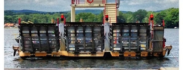 Merrimac Ferry is one of Glacier to Chicago.