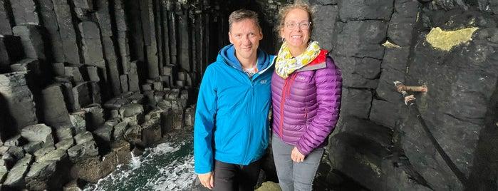 Fingal's Cave | An Uamh Binn is one of 2020 Scotland Trip.