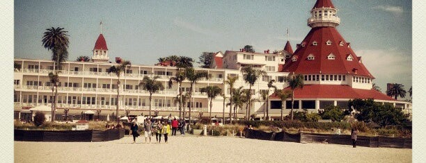 Hotel del Coronado is one of USA Trip 2013.