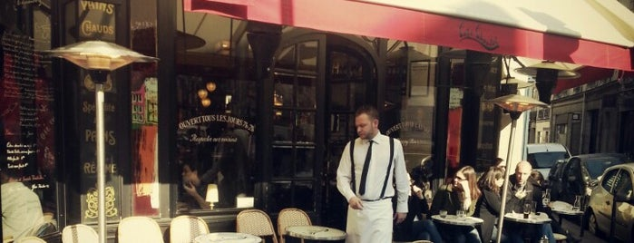 Café Charlot is one of Three Jane's Guide to Paris.