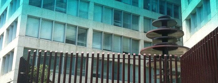 Tribunales Colegiados en Materia Administrativa del Primer Circuito is one of Luis Felipeさんのお気に入りスポット.