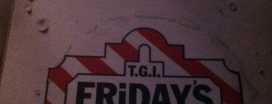 TGI Fridays is one of Gary 님이 좋아한 장소.
