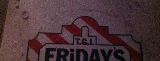 TGI Fridays is one of restaurants and bars around the world.