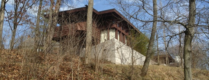 Boulter House by Frank Loyd Wright is one of Frank Lloyd Wright.