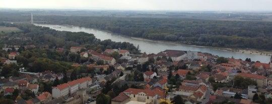 Schlossberg is one of Bratislava.