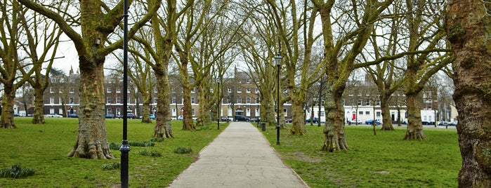 "Highbury Fields is one of My ""Bucket list""."