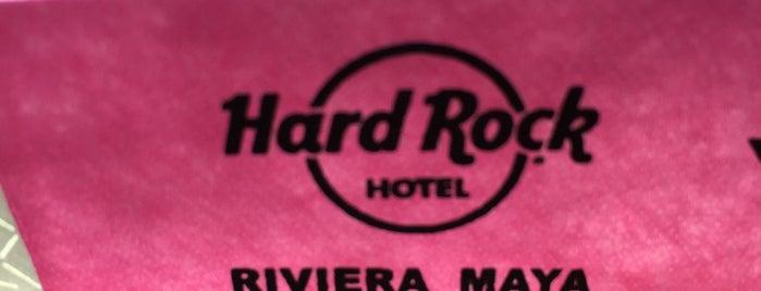 Corporativo Hard Rock Hotels México & República Dominicana is one of Lieux qui ont plu à Camilo.