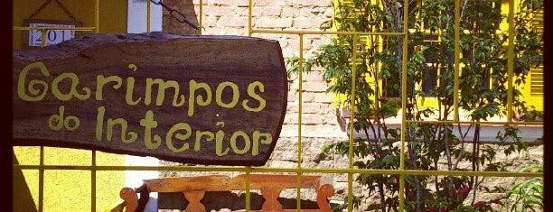 Garimpos do Interior is one of restaurantes para ir.