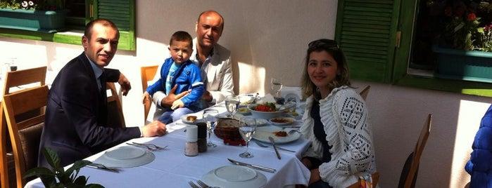 """Kipos Balık """"Ayvalık Cunda Mutfağı"""" is one of Kadıköy~Adalar~Anadolu Yakası."""