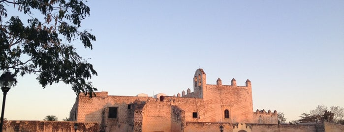 Ex-Convento San Bernardino de Siena Sisal is one of Kleliaさんのお気に入りスポット.