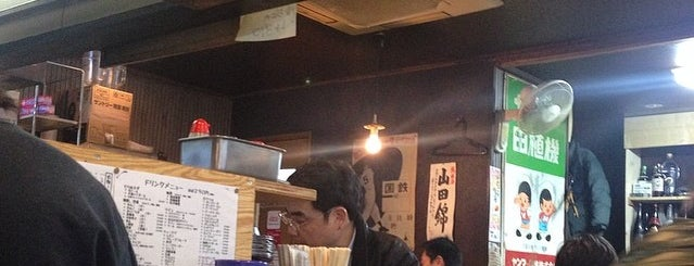 天満食肉センター is one of Tempat yang Disukai Shigeo.