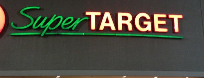 Target is one of Orte, die Tim gefallen.