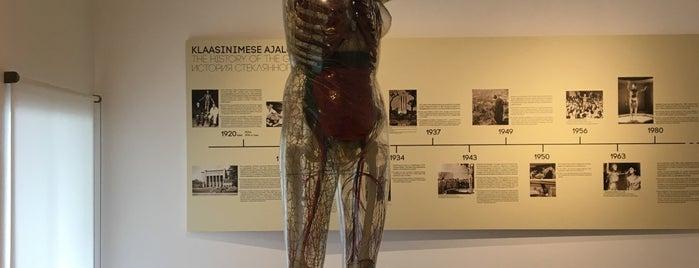 estonian health care museum is one of Lieux qui ont plu à Ruslan.