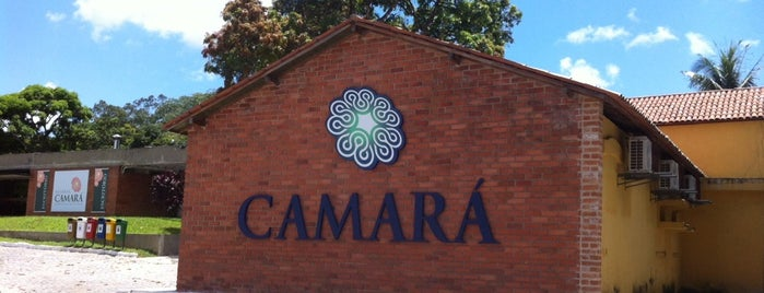 Camará Shopping is one of สถานที่ที่ Rodrigo ถูกใจ.