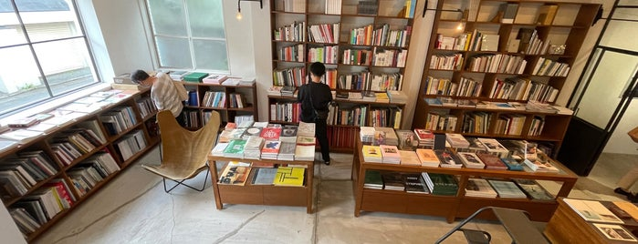 BOOK and SONS is one of Tokyo Shop.