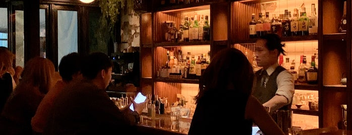 THE SG CLUB is one of Cool Tokyo Bars.