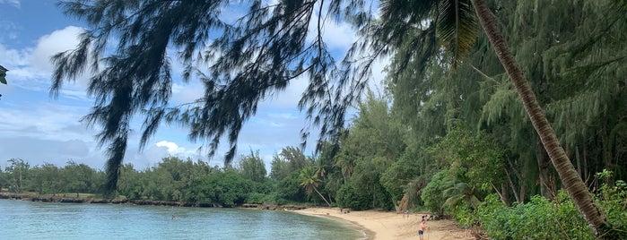 Kawela Bay is one of chawaii.
