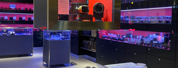 Leica Store is one of Munich.