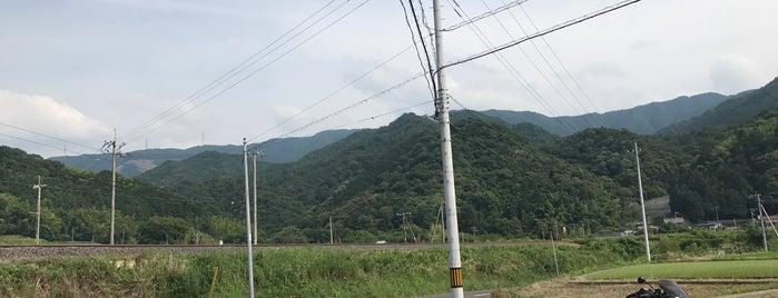 財田カーブ (帰来川橋梁) is one of 撮り鉄スポット.