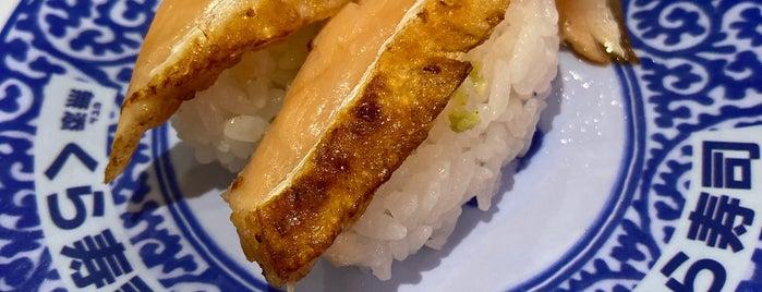 Kura Sushi is one of Posti che sono piaciuti a まき.