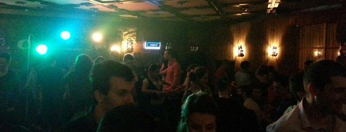 Club Live is one of Wi-Fi HotSpots in Câmpina.