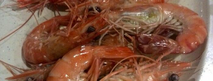 Ocean Green Restaurant & Seafood 海洋青海鲜楼 is one of Penang by T+LW.