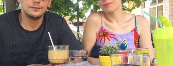 RG Café is one of Theodosia : понравившиеся места.