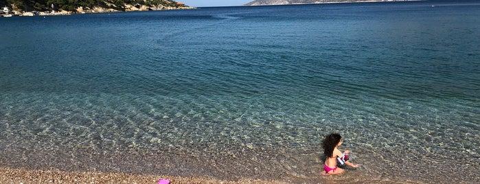 Παραλία Αγίου Βασίλειου is one of Theodosia : понравившиеся места.